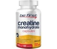 Be First Creatine monohydrate 120 capsules