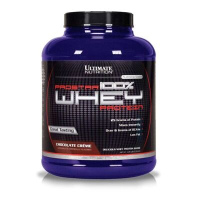Ultimate Nutrition. Prostar Whey 2390 г  - шоколад
