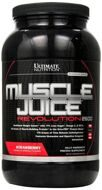 Ultimate Nutrition Muscle Juice Muscle 2600  2120 г клубника