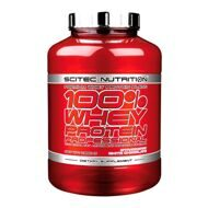 Scitec Nutrition Whey Protein Professional 2350 г шоколад