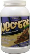 Syntrax Nectar Naturals Whey Protein шоколад 1.13 кг.