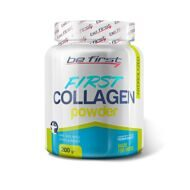 BeFirst First COLLAGEN powder 200 гр, малина