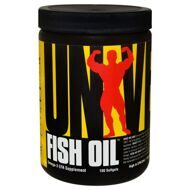 Universal. Fish Oil, 100 гелевых капсул