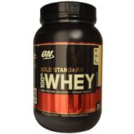 ON. 100 % Whey protein Gold standard 908 г печенье-крем