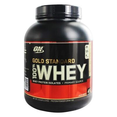 ON. 100 % Whey protein Gold standard 1580 г соленная карамель