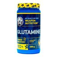 Weapon Nutrition Glutamine 400 гр