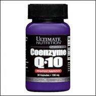 Ultimate Nutrition Coenzyme Q10 100% Premium (100 mg) 30 caps
