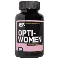 Optimum Nutrition. OPTI-WOMEN 60 капс.