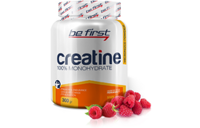 Be First Creatine powder 300 г малина