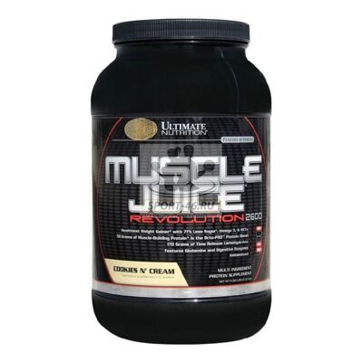 Ultimate Nutrition Muscle Juice Revolution 2600   2120 г банан