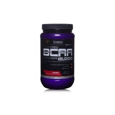 Ultimate Nutrition BCAA 12000, 457 г вишня