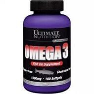 Ultimate Nutrition. Omega 3, 90 капс