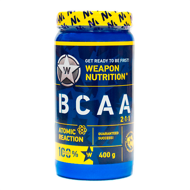 Weapon Nutrition BCAA  без вкуса