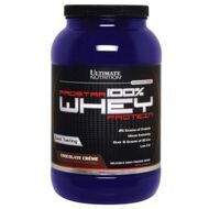 Ultimate Nutrition Prostar Whey, 900 г - шоколад