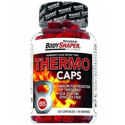 Weider Thermo Caps 120 капс.