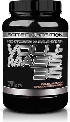 Scitec Nutrition Volumass 35 1200 г малина крем