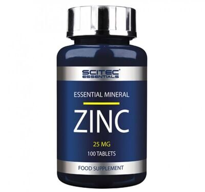 Scitec Nutrition Essentials Zink 100 таб