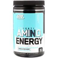 Optimum Nutrition. Amino Energy 270 г ежевика-мохито