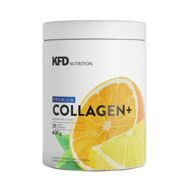 KFD. Premium  Collagen Plus 400 g апельсин-лимон