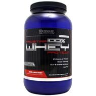 Ultimate Nutrition Prostar Whey, 900 г - Cocoa Macha