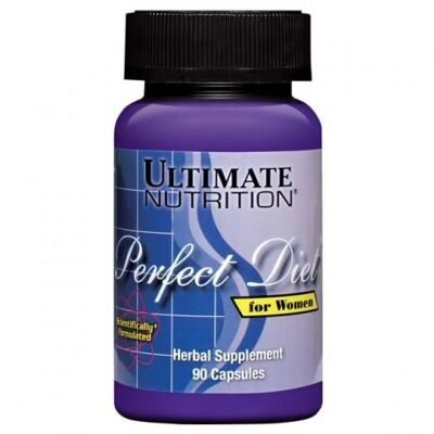 Ultimate Nutrition Perfect Diet for woman 90 капс.