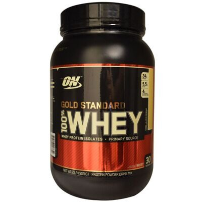 ON. 100 % Whey protein Gold standard 908 г Мокко капучино